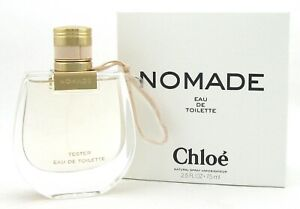 Nomade-by-Chloe-2-5-oz-Eau-deToilette-Spray-for-Women-Tester-with-Cap-Never-used