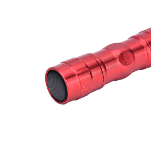 3W LED Mini Flashlight Torch Super Lamp Light Black 14500//AA Battery CTSRH/_sh