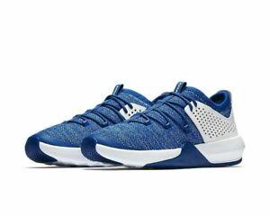 Détails sur Original Nike Air Jordan Express Basket Bleu Blanc Baskets 897988 400 LF0 afficher le titre d'origine