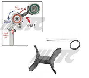 toyota timing belt tensioner tool by jtc 4488 4712631127099 ebay rh ebay com Timing Belt Replacement toyota sienna timing belt tools