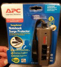 New APC SurgeArrest Professional Notebook Pro3 Notebook Pro Surge Protector