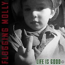 Flogging Molly - Life Is Good [New CD]