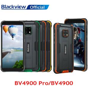 "Blackview BV4900 Pro BV4900 Android 10 Smartphone 5,7"" 5580mAh Móvil Resistente"