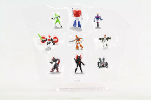 Hasbro SDCC 2017 Revolution Crossover Micronauts Set of 9 Only Exclusive