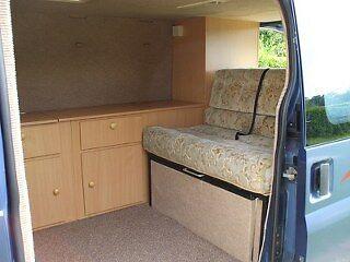 Camper Conversion Campervan Ford Transit Self Build SWB Rock /& Roll Bed Diy Plan