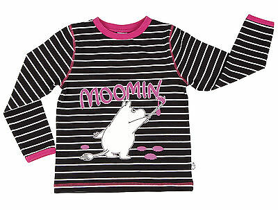 92 cm Moomin Tove 100 Tunic Top Pink Martinex Sizes 128 cm