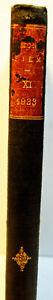 Tres-rare-reliure-Editeur-de-LA-REVUE-034-MON-FILM-034-1933-volume-XI