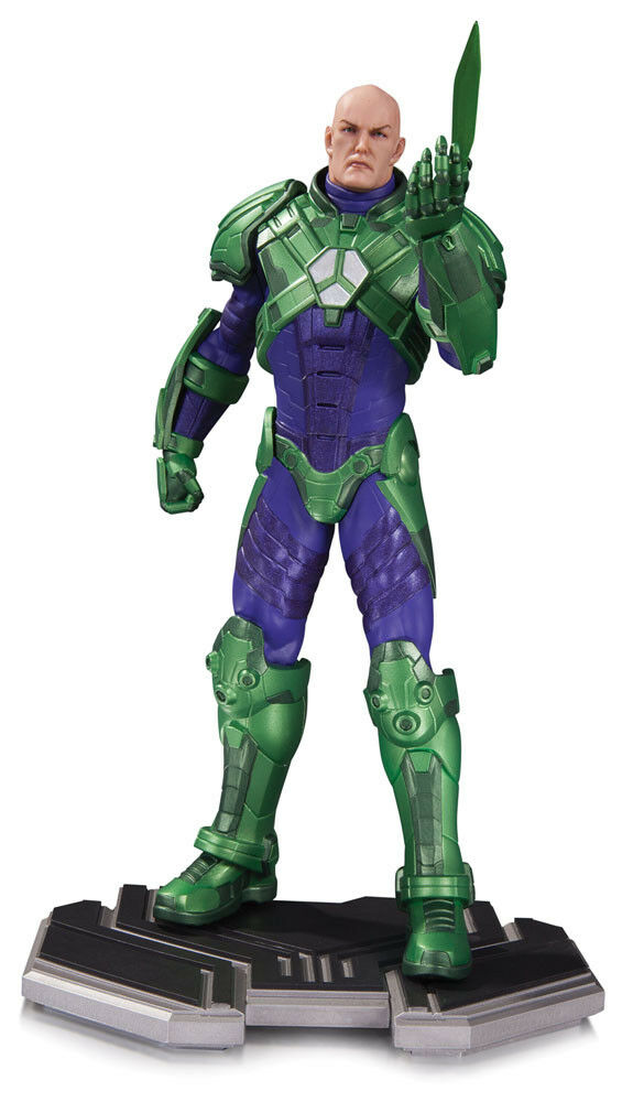 DC Comics Icons statue Lex Luthor DC Collectibles súperman