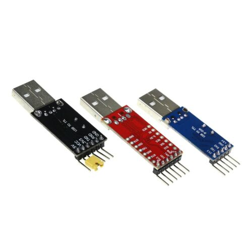 1pc CP2102 3pcs USB to TTL Module 1pc PL2303 1pc CH340 USB UART Module