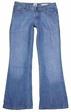 Salt Works Magnolia sz 29 Short Womens Blue Jeans Denim Pants Stretch FG92