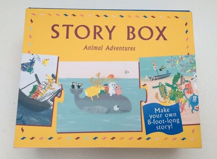 Goki Story Box, puslespil