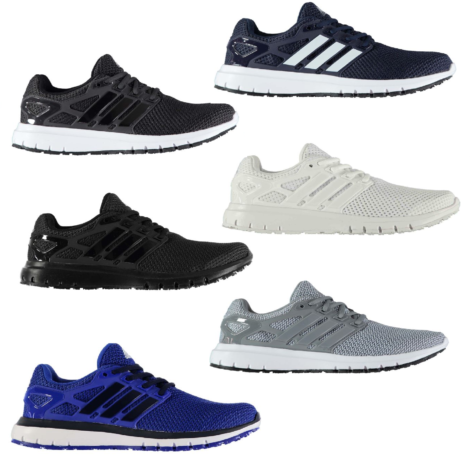 adidas Herren Schuhe Turnschuhe Laufschuhe Sneakers Trainers Fitness Energy 40