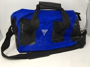 Details About Seattle Sports Waterproof Roll Top Duffel Bag Dry 18 Lx12 Dx11 H Blue