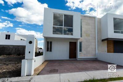 Casa NUEVA en BOSQUE SERENO. Aguascalientes Poniente