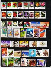 WORLDWIDE 400 ALL DIFFERENT USED STAMPS COLLECTION LOT #0905