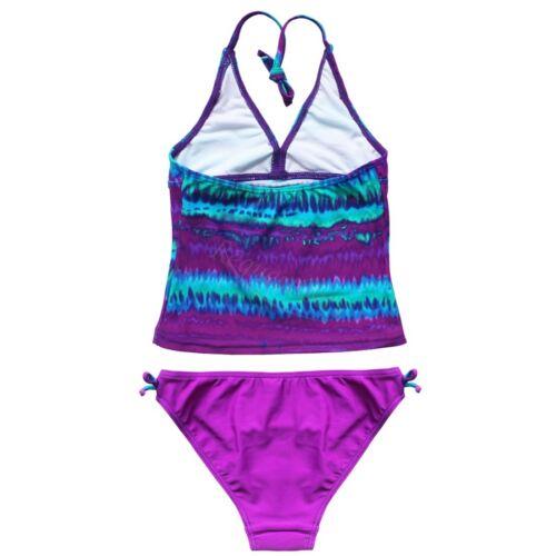 Toddler Kids Baby Girls Bikini Tankini Swimwear Swimsuit Bathing Suit Beachwear