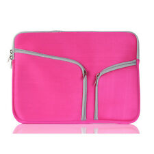 """For Macbook Air Pro Retina 11 13 15"""" inch Notebook Laptop Sleeve Carry Bag Case"""