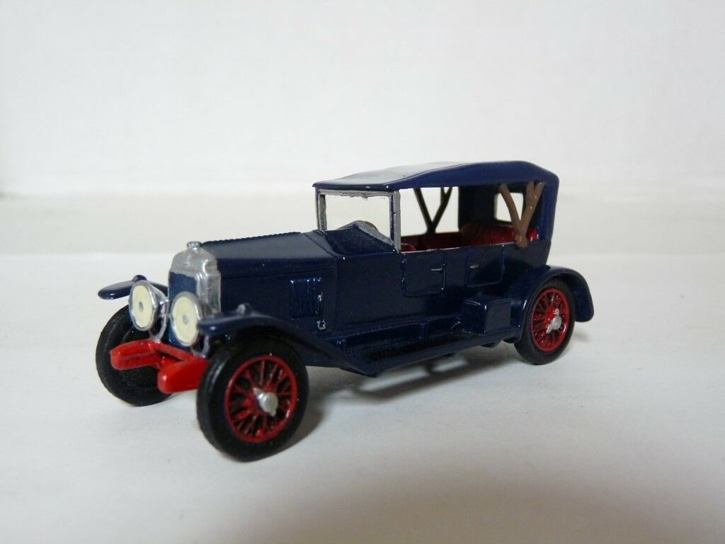 Danbury Mint 1 43 1924 Vauxhall Hand-painted Pewter Model Car