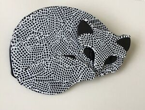 Unique Large Cat Pin Brooch In acrylic