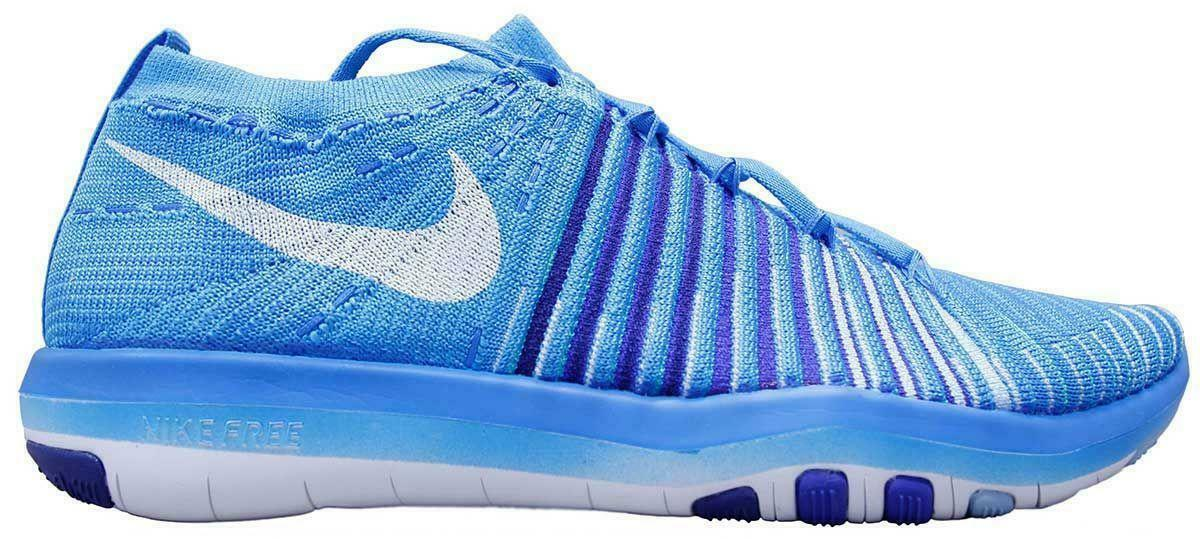 Womens NIKE FREE TRANSFORM FLYKNIT Running Trainers 833410 401