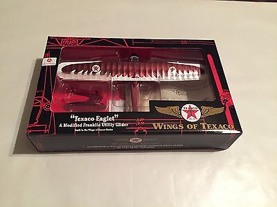 "2002 WINGS OF TEXACO SPECIAL EDITION /""TEXACO EAGLET/""  10th IN SERIES ERTL CHINA"