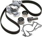Engine Timing Belt Kit with Water Pump Gates TCKWP315
