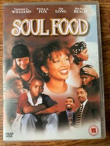 Soul-Food-DVD-1997-African-American-Comedy-Drama-Movie-w-Vanessa-Williams