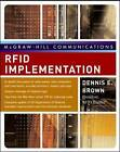 RFID Implementation by Dennis Brown (Hardback, 2006)