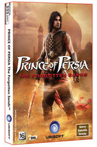 Prince-of-Persia-The-Forgotten-sands-PC-DVD-GAME-Brand-new-Sealed