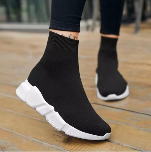 Socks Shoes Speed Trainer Casual Shoes Sneakers Race Runners Unisex Sport Boots