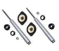 Vw Rabbit Pickup 80-83 Two Front Cartridges + Mounts Suspension Kit Kyb/meyle on Sale