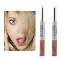 Lot 2 Mary Kate & Ashley Color X 2 Lip Color Plus Lip Gloss Mocha Kisses