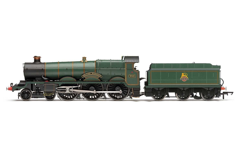 Hornby R3229 British Rail Star clase 4-6-0 Locomotora de vapor monarca británico