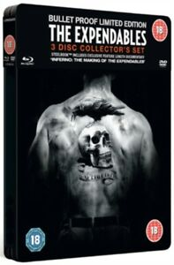Nuovo-The-Expendables-Steelbook-DVD-Blu-Ray