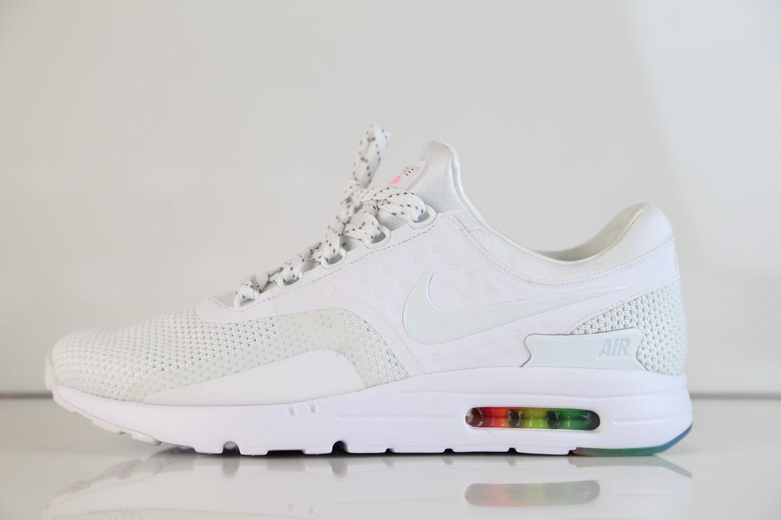 Nike Air Max Zero QS Be True blanc Pure Platinum 789695-101 8-15 1 90 Premium