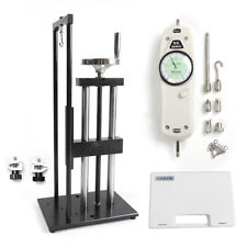 0 500n Push Pull Force Gauge Manual Test Stand Tension Testing Equipment Usa