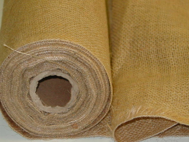 10 yards 40 inch Wide 10 oz Jute Burlap - FREE SHIPPING!!