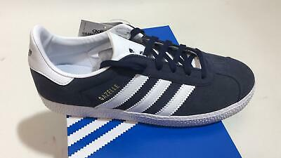 Chaussure Adidas Femme Gazelle J BY9144 Couleur NavyBlanc Taille 36 | eBay