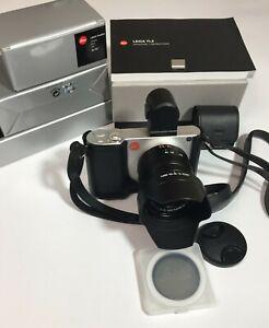 Leica-TL2-Komplettsystem-mit-Original-Rechnungen-2018
