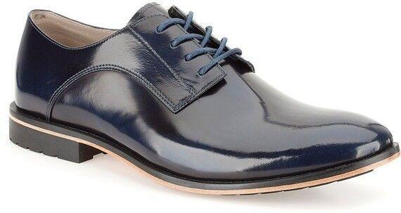 Clarks Para Hombre  Smart Gatley Walk   Marina Cuero UK 6,7,8,9,10,11 G