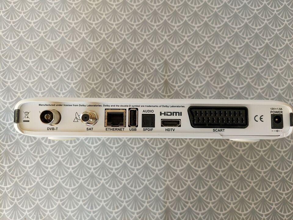 Parabol receiver, Canal Digital, Perfekt