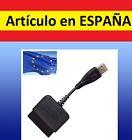 Adaptador de PS2 a PC x USB PS3 PS1 conversor desdoblador Pro Fifa PSX PS cable
