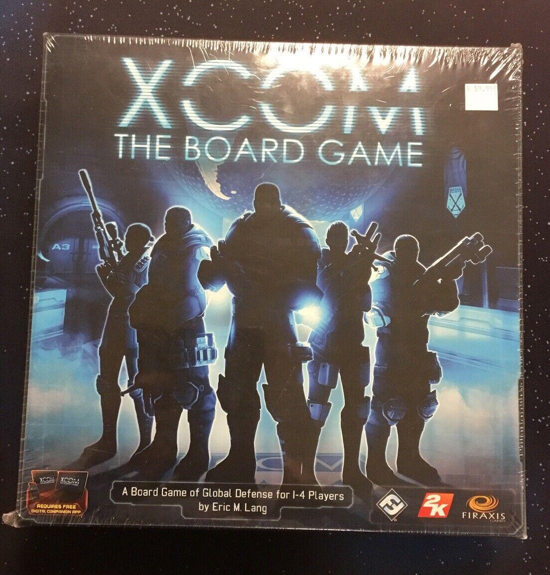 XCom by Fantasy Flight (New and Sealed)
