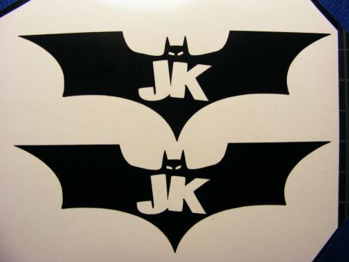 ZJ Jeep  Decal  JK WJ Vinyl Sticker LJ XJ KK WK YJ TJ MK KL CJ