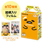 FUJIFILM INSTAX 10 MINI FILMS gudetama 2017 4 MINI 8  WW1 INSTAX MINI ISO800