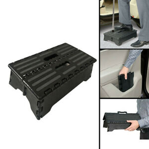 Usa Portable Folding Step Up Stool Car Height Boost Elder
