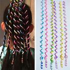 Lovely Cute 6Pcs Spiral Screw Hairpin Hair Curler Barrette for Girls Kids Gy