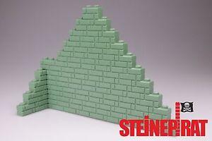 LEGO-60x-98283-NEU-Mauerstein-Klinker-Ziegelstein-sandgruen