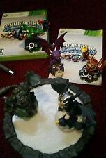 Lot of Xbox 360 Skylanders + Portal & Skylanders Spyro's Adventure Game