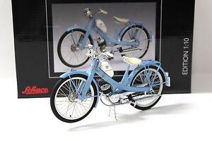 1-10-Schuco-NSU-Quickly-Blue-New-chez-Premium-modelcars